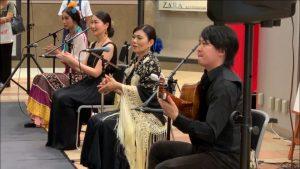 2019.7.1 島村楽器さん主催、ららぽーと磐田フラメンコイベント
